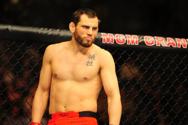UFC's Jon Fitch on MMA: Everything Around the Sport Is a 'Big Circus'