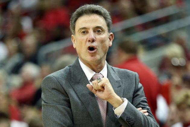 Louisville vs. College of Charleston: Complete Game Preview and Predictions