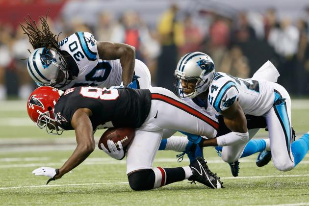 Falcons vs. Panthers: TV Schedule, Live Stream, Spread Info, Game Time and More