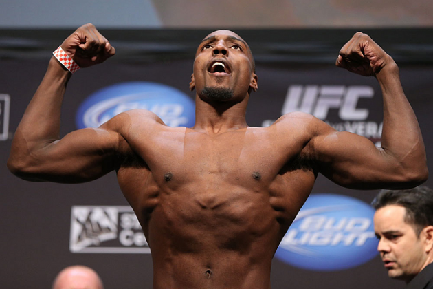 Phil Davis Doesn't Want to Think about Forrest Griffin Running Away