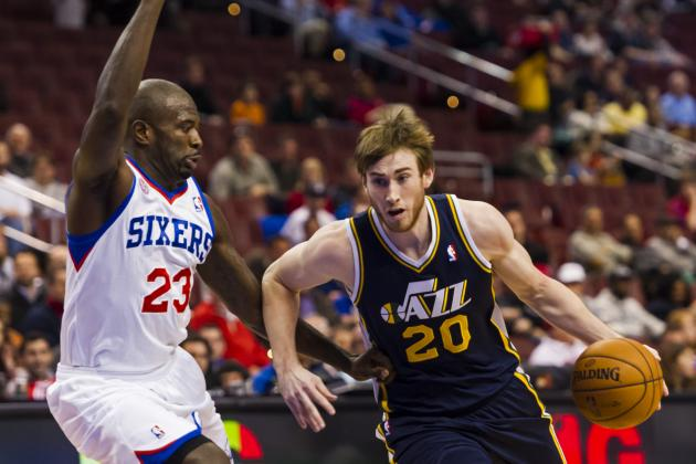 Does Utah Jazz's Gordon Hayward Have a Future as an NBA Starter?