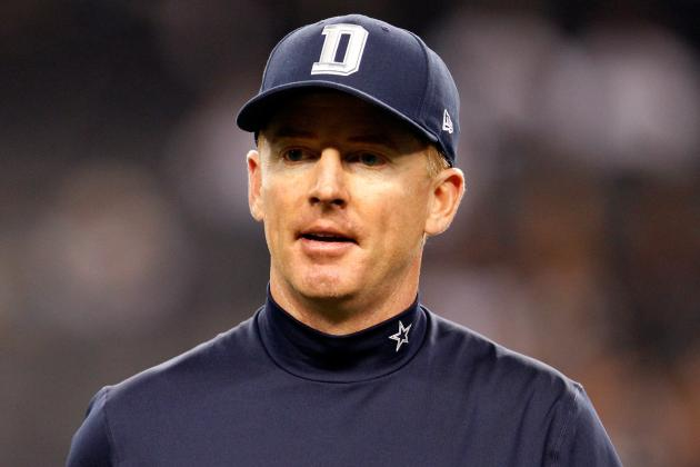 Updated Jason Garrett Hot Seat Odds: Will Dallas Cowboys Fire Head Coach?
