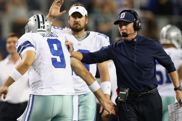 Twitter Reacts to Cowboys' Win, Jason Garrett's Job Security