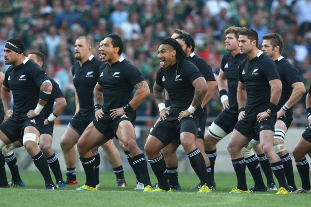 All Blacks Rugby: 2012 Season Player Ratings