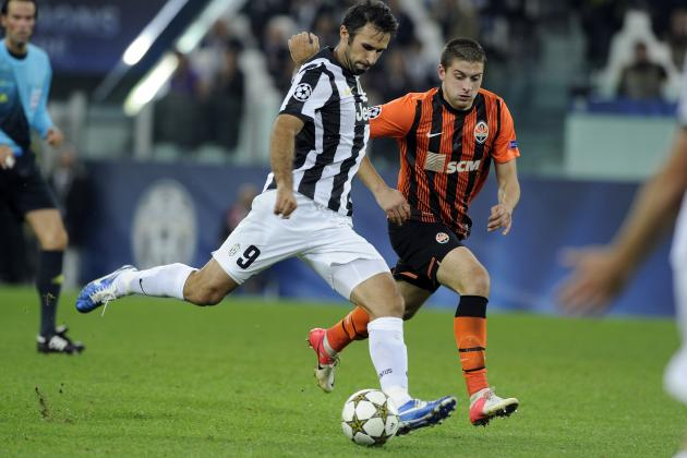 UEFA Champions League Preview: Shakhtar Donetsk vs. Juventus