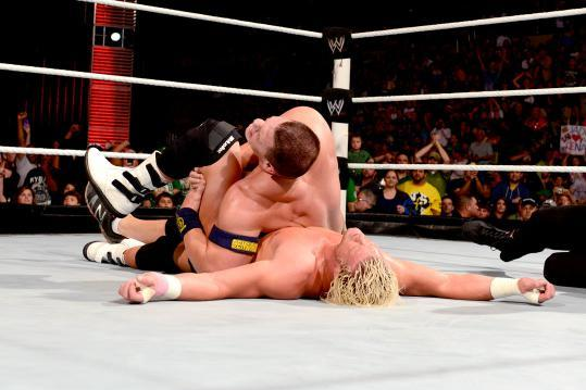 Dolph Ziggler: Why Did He Lose to John Cena on Raw so Early in Their Feud?