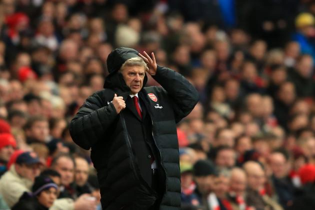 Arsene Wenger Pledges Future to Arsenal Despite Poor Start