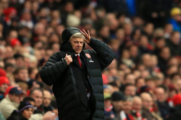 Arsenal Manager Arsene Wenger Admits Money Won't Fix Arsenal's Problems