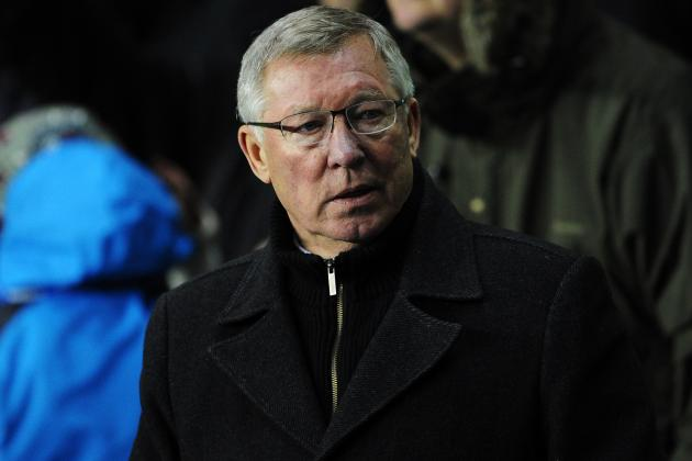 Man Utd Defence Worries Ferguson