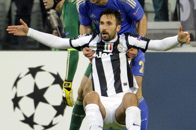 Vucinic Goal Drought Continues