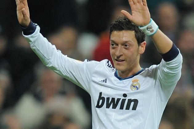 Real Madrid Star Mesut Ozil Not Concerned by Media Criticism