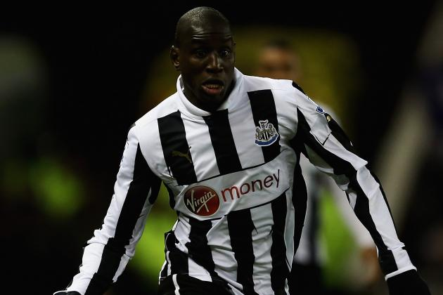 Newcastle's Contract Talks with Demba Ba Stall over Wage Demands