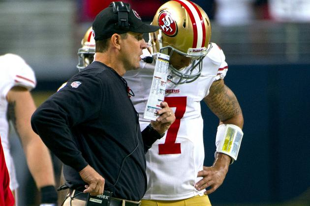 49ers vs. Rams: Jim Harbaugh Takes the Blame and Stands by His Man in Defeat