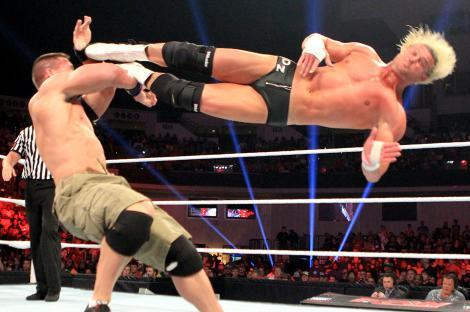 WWE TLC 2012: Will John Cena vs. Dolph Ziggler Be a Tables Match?