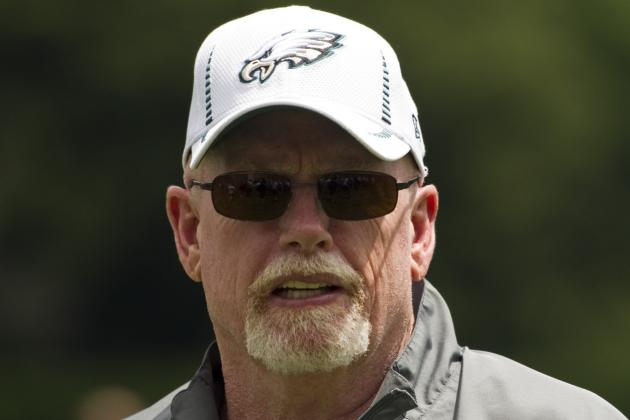 Eagles Fire DL Coach Jim Washburn, Bring Back Former Coach Tommy Brasher