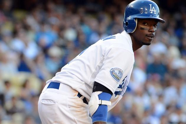 Dodgers Shopping Dee Gordon
