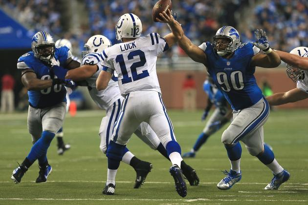 Andrew Luck: Indianapolis Colts QB Makes History with Comeback Victory