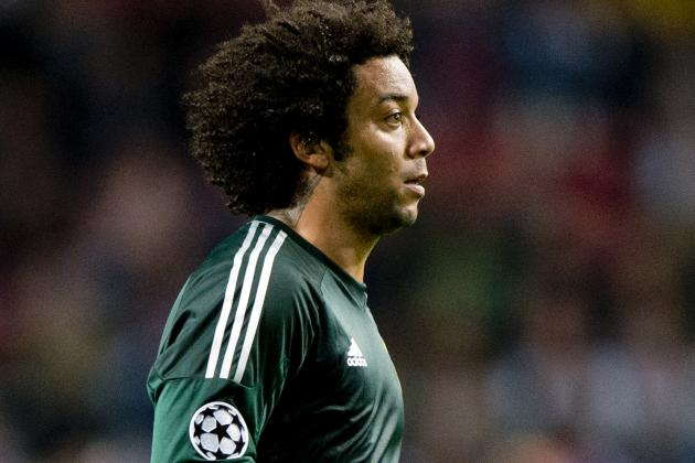 Real Madrid's Marcelo: I Am the Best Left-Back in the World