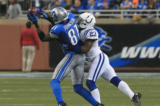 What Madden Curse? Calvin Johnson Chases Rice's Yardage Mark