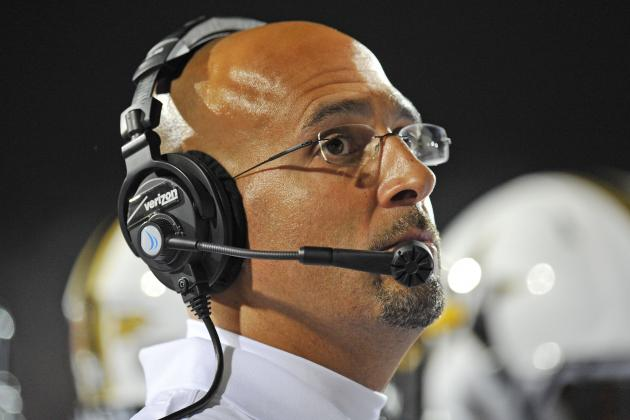 James Franklin's Contract Extension at Vandy Takes Him off SEC's Radar, for Now
