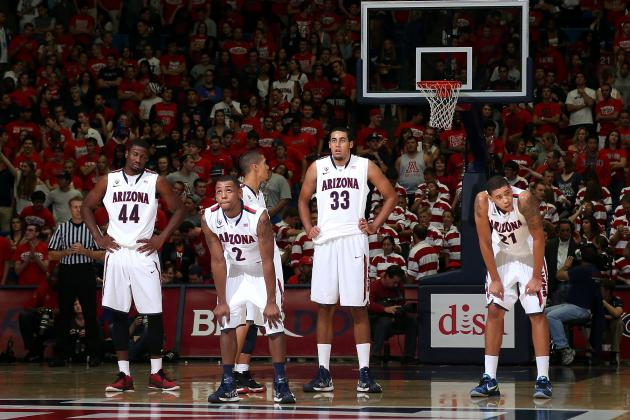 Pac-12 Basketball Power Rankings: Sean Miller's Arizona Wildcats Lead the Way
