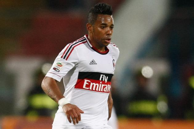 Milan: No Offers for Pato or Robinho