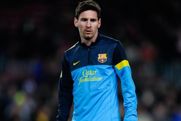 Barcelona Star Lionel Messi Determined to Make Amends