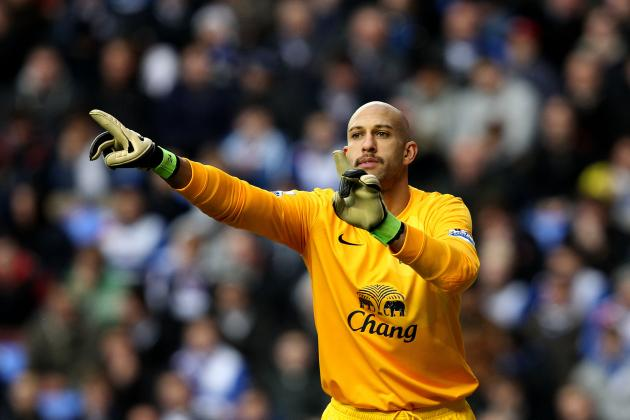 Everton FC: Where Does Tim Howard Rank Among Premier League Goalkeepers?