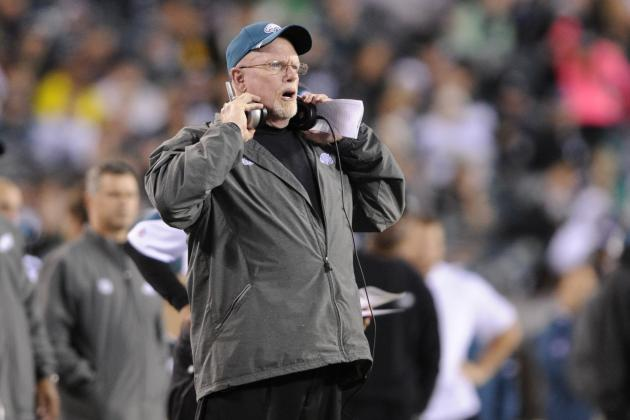 Philadelphia Eagles Fire Jim Washburn, and More NFC East News