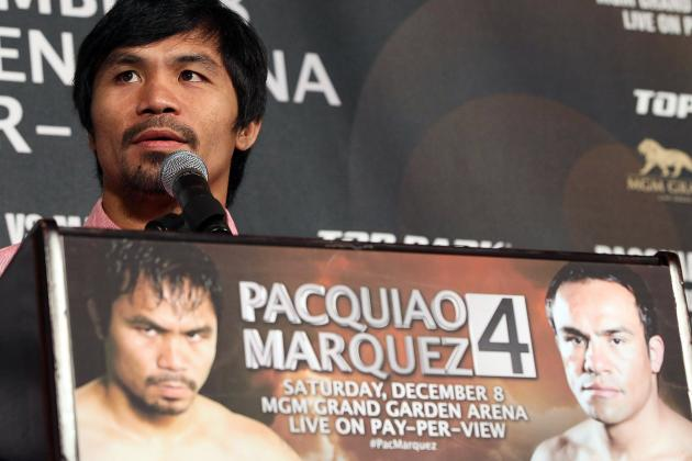 Pacquiao vs. Marquez: Why This Bout Is Worth Pay-Per-View Dollars