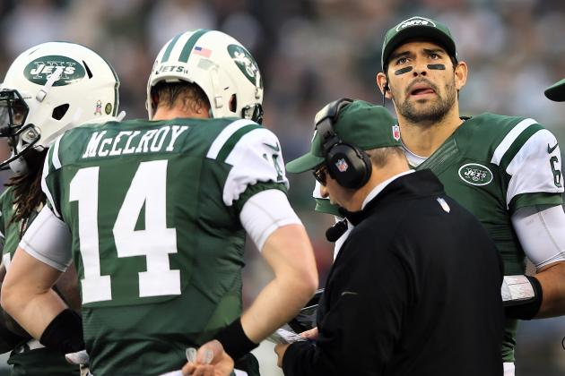 Rex Ryan Won't Say If Mark Sanchez Will Start Again