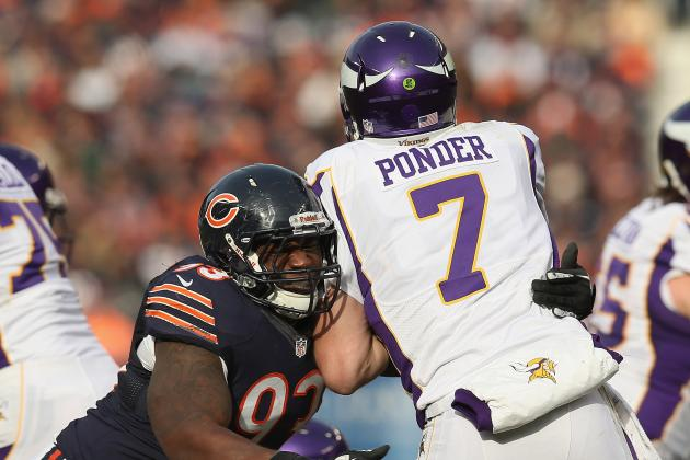 Christian Ponder Is Doing the Vikings More Harm Than Good & More NFC North News