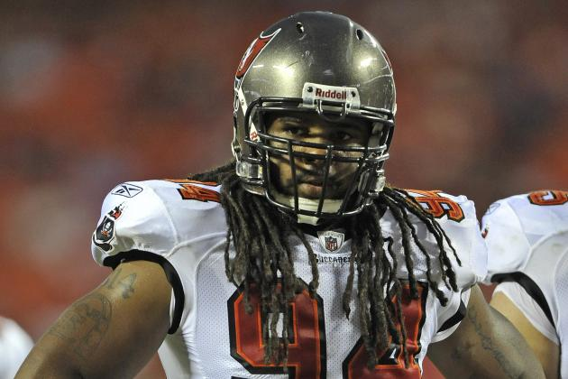 Tampa DE Clayborn: 'Doug Free Can't Block a Soul Unless He Holding'