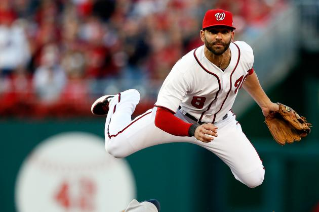 Could the Nationals Trade Danny Espinosa?