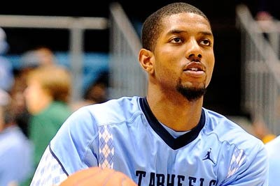 UNC's McDonald Finds New Way to Entertain