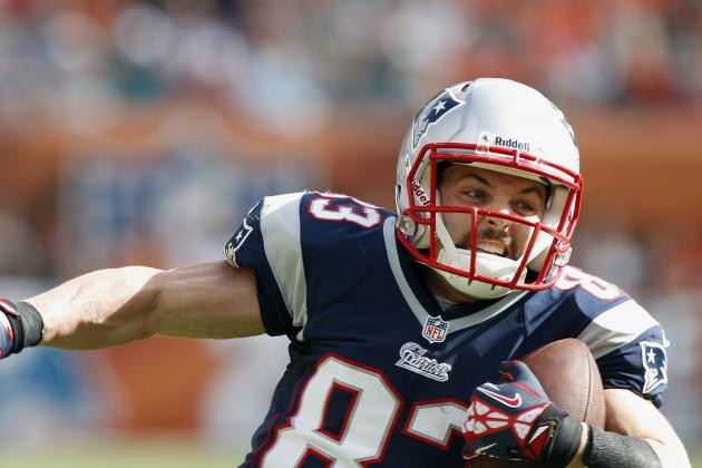 Welker's Continued Dominance Strengthens Case for Future in New England