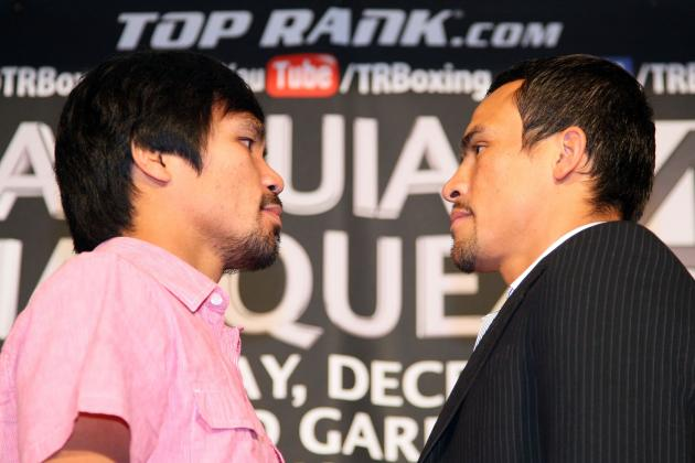 Pacquiao vs. Marquez Fight Will Exceed Expectations and Shock Sports World