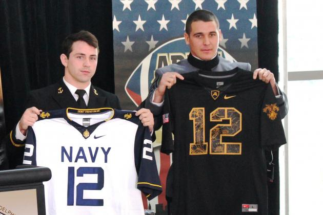 Army-Navy Football: Commander-in-Chief's Trophy at Stake This Year