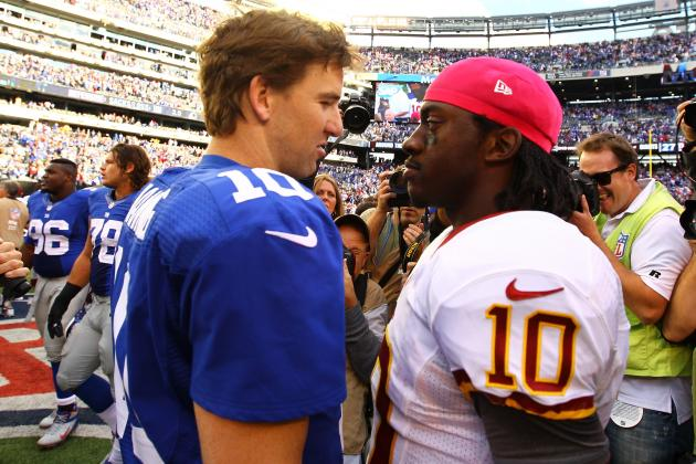 New York Giants vs. Washington Redskins: Preview & Prediction