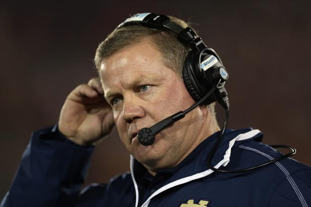 Notre Dame Football: Lull Is Biggest Fear Factor