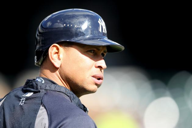 A-Rod Was on Heavy Painkillers, Had to Go to the ER During the Playoffs