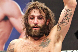 TUF Winner Michael Chiesa out of UFC on Fox 5 Due to Illness