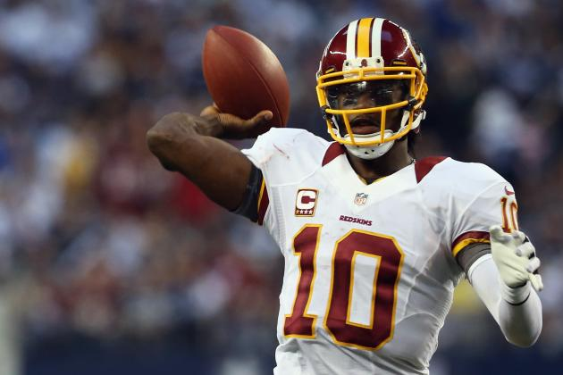 Giants vs. Redskins: Bold Predictions and Fantasy Preview for NFL Week 13 MNF