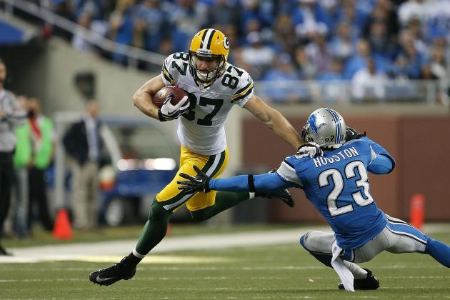 Jordy Nelson's Injury Woes Proves Fantasy Owners Must Bench WR for Playoffs