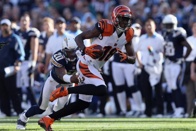 Clichés Be Damned, Bengals Didn't Flinch