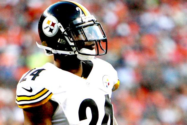 Ike Taylor Has Fibula Injury, Could Be Significant