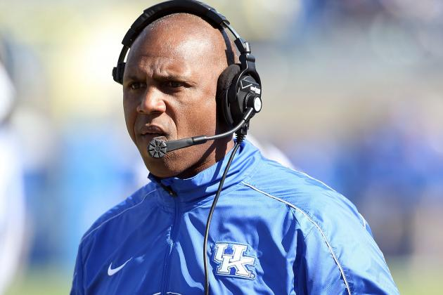 Report: Florida to Hire Joker Phillips as WR Coach