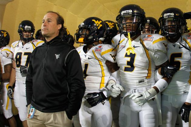 West Virginia Accepts Bid to New Era Pinstripe Bowl