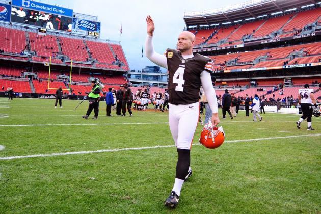 Browns' Dawson Having Perfect Season