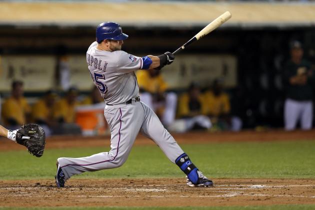 Mike Napoli, Red Sox Agree to Terms: MLB Rumors: MLBTradeRumors.com